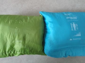 Myydään: Two sleeping bags 190CM MAX
