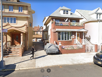 Monthly Rentals (Owner approval required): Bensonhurst NY, Outdoor Driveway Parking Great Location