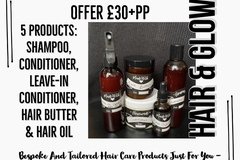 For Sale: Natural Hair Care Products