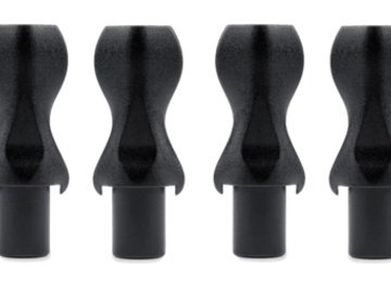 Post Products: Plenty Mouthpiece Set