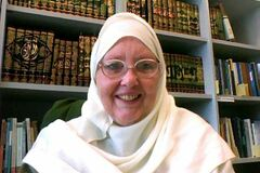 In-Person & Online: Shaykha Halima Krausen