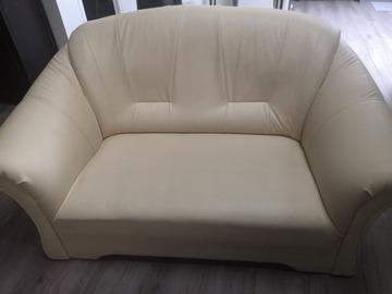 Vente: Canapé cuir 2 places