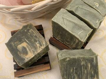For Sale: Peppermint & Rosemary soap