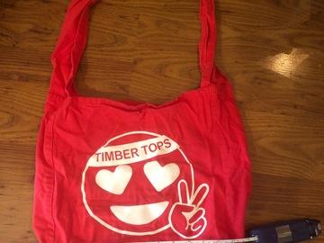 Selling A Singular Item: Red CTT bag