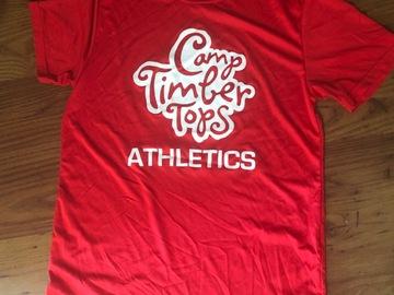 Selling A Singular Item: CTT athletic shirt youth large