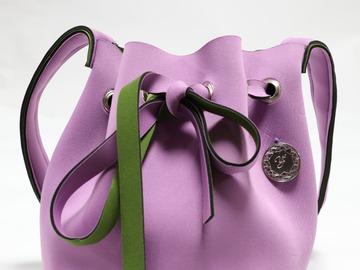 : Lilac Bucket Bag