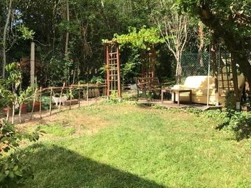 NOS JARDINS A LOUER: Jardin et terrasse à loue