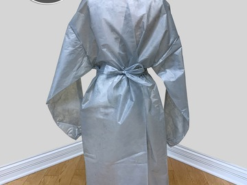 Sell your product: Isolation Gowns- Disposable