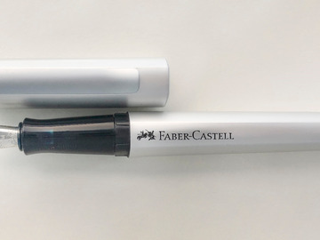 Renting out: Faber Castell Hexo - M nib