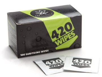 Post Now: 420 Wipes
