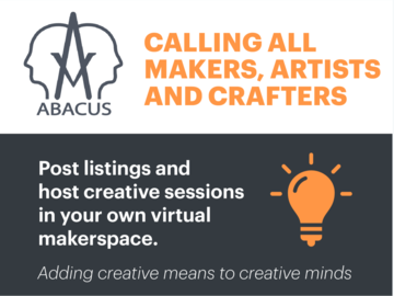 Free: Book a FREE DEMO OF ABACUS: Learn how to earn $ as a MAKER