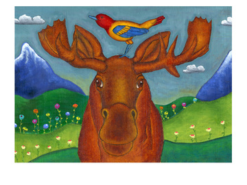 Selling with online payment: Moose Cards