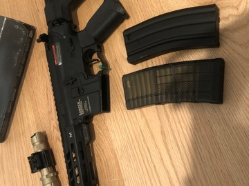 Selling: LT-gen 2 needletail proline series. CQB AEG