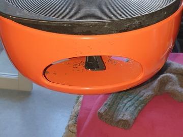 Hyr ut (per day): Retkikeitin, palo- tai lamppuöljyllä toimiva