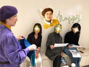 職業体験: 自分のパーソナル・カラーを知り、個性を際立たせるコーディネーターになれる!