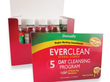 Post Now: Detoxify Ever Clean 5-Day Cleanse Program