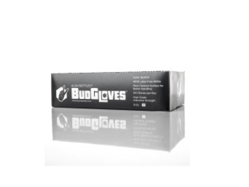 Post Products: Medium BudGloves™ Premium Nitrile Trimming Gloves (100 qty.)