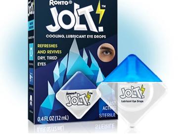 Post Products: Jolt Eye Drops