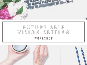 Online Payment - Group Session - Pay per Course : Future Self Vision Setting