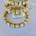 Buy Now: 12 pieces Crystal Stone Bangle Bracelet By Dressbarn