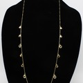 Buy Now: Dozen Gold & Silver Necklaces by Banana Republic $360 Value