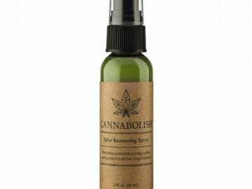 Post Products: Cannabis Odor Removing Spray (2 Oz.)