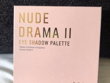 Venta: Paleta nude drama II Bobbi Brown