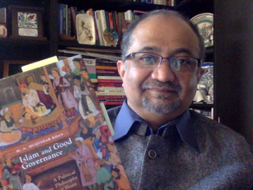 In-Person & Online: Muqtedar Khan - Academic
