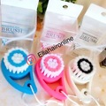 For Sale: Face exfoliating brush, DeeP cleansing Brush. Pink