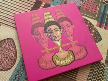Venta: Paleta mini masquerade juvias place