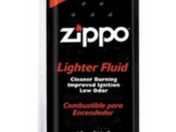 Post Now: Zippo Lighter Fluid - 4 oz