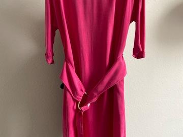 Selling: Fuchsia pink dress