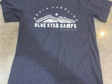Selling A Singular Item: Navy Blue Star Shirt