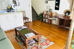 Book on LiveLocal or Other Platforms: Cosy, homely one bed unit in great location with covered carpark