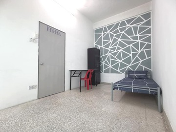 For rent: Single Room for Rent at PJ New Town