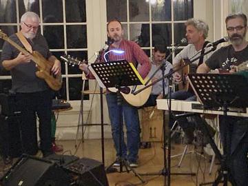 Offre: Groupe de musique : les Homebuddies pour vos soirées