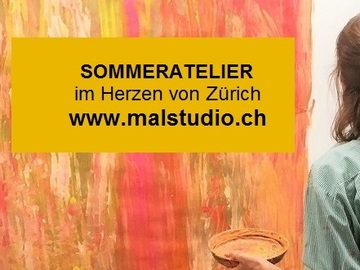 Workshop offering (dates): Kreativ durch den Sommer