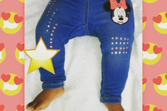For Sale: Baby girl stretch jeans