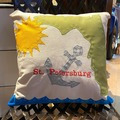 Selling with online payment: St Petersburg Pillow