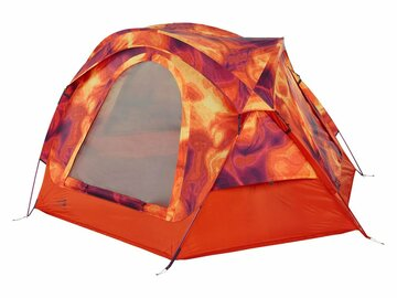 Selling with online payment: [20% off] The North Face Homestead Domey 3 Tibetan Orange