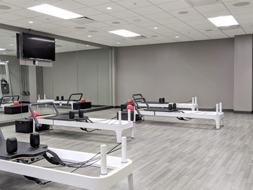 List a Space: Pilates Reformer Studio