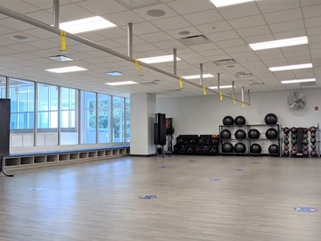 List a Space: Group Exercise Studio