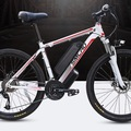Buy Now: 4 pcs Foldable Mountain  26'' Ebikes  Alloy frame large powerful
