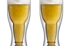 Buy Now: Bottoms Up Cheers N Beers Bottle In Cup