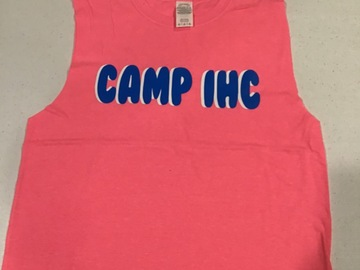Selling multiple of the same items: Cut tank top