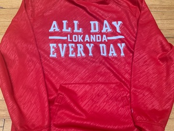 Selling A Singular Item: All Day Dry Fit Hoodie