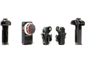 Renting out with online payment: Tilta Nucleus-M Wireless Lens Control System