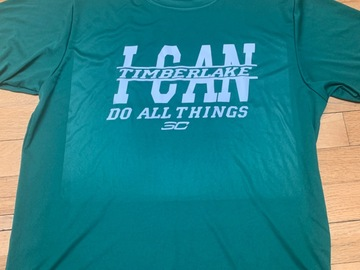 Selling A Singular Item: Timber Lake Do All Things Tee