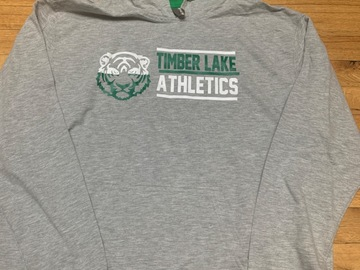Selling A Singular Item: Timber Lake Athletics Hoodie