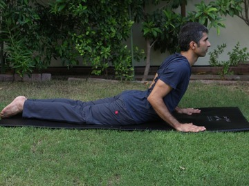 Private Session Offering: Yoga for Back Pain Relief